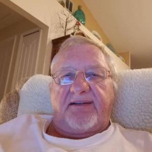 Gordon, 75, man