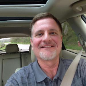 Patrick, 54, man