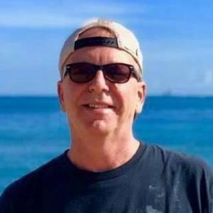 Mike  Sanders, 62, man