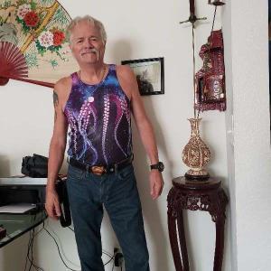 JW, 69, man