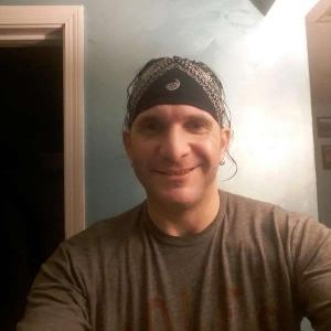 John, 43, man