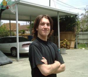 Jon, 26, man