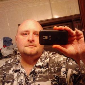 Travis, 46, man